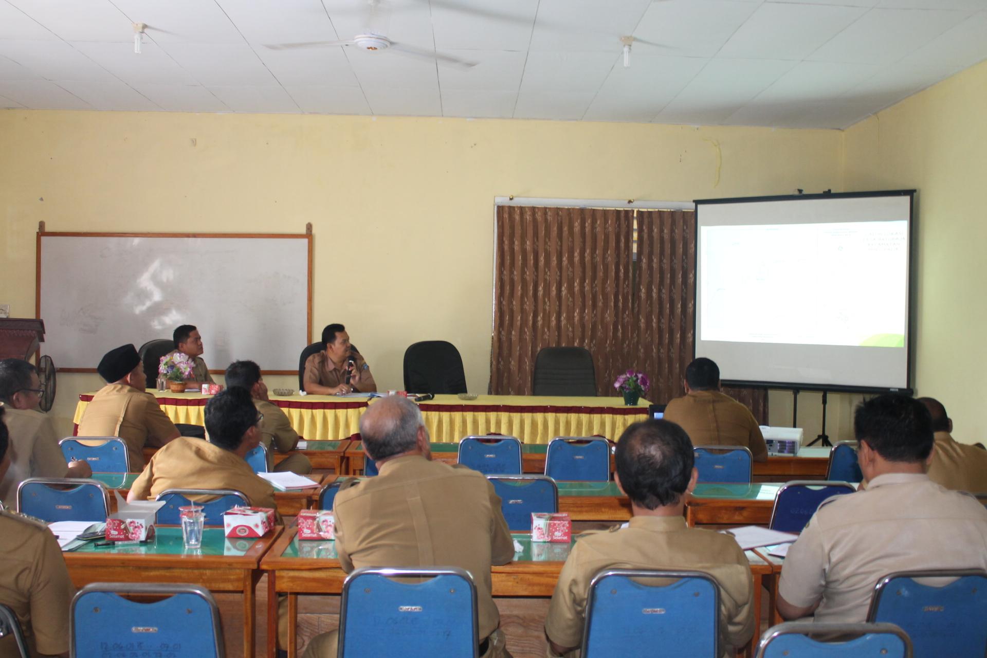 Perluasan Cetak Sawah Tingkatkan Ketahanan Pangan di Kabupaten Bengkulu Utara