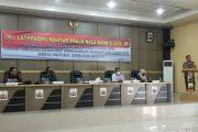 Amankan Pemilu 2020, Polres BU Gelar Latpraops Mantap Praja Nala