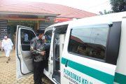 Bupati Mian Serahkan 1 Unit Mobil Puskesmas Keliling