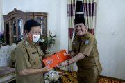 Sambut PJS Bupati, Sekda BU Pimpin Rakor bersama Kepala OPD