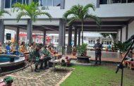 Fokus Covid-19 , Pjs Bupati BU Rakor Bersama Forkopimda dan Jajaran Pemkab BU