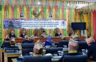 DPRD Bengkulu Utara Gelar Paripurna Peringatan HUT kota Argamakmur ke-44