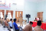 Bupati BU Tegaskan Kembali, Kades Door to Door Ingatkan Masyarakat Disiplin Protokol Kesehatan