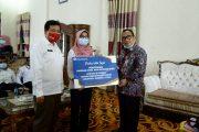 Pemkab BU Terima Bantuan Bank Indonesia