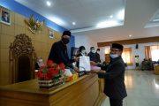 Tanggapan Fraksi DPRD terhadap Rancangan Jamkesda
