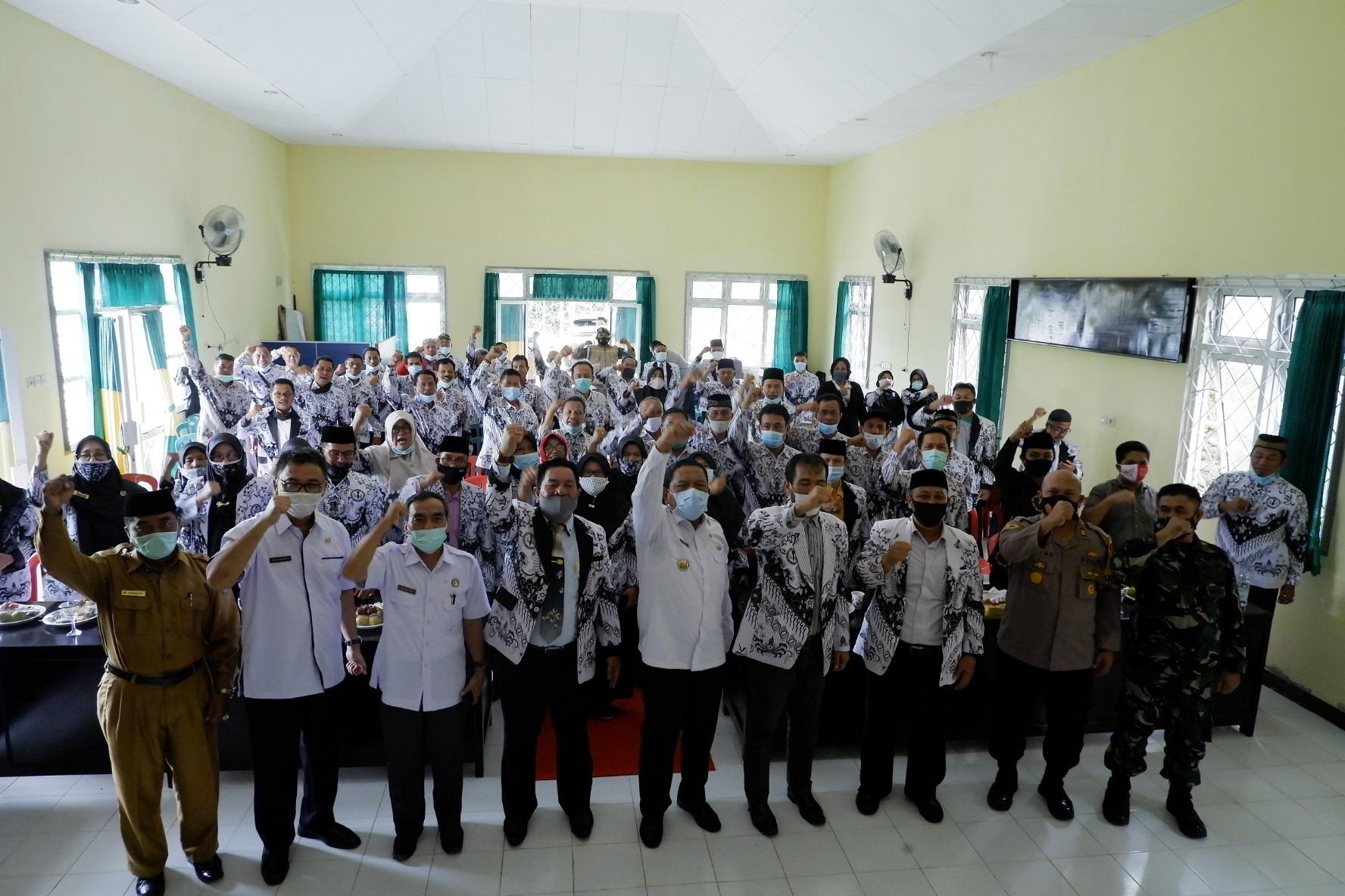 PGRI BU Gelar Konferensi Kabupaten Untuk Wujudkan Mutu Pendidikan