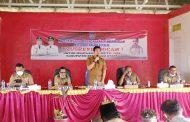 Wakil Bupati BU Hadiri Musrenbang Kecamatan Hulu Palik