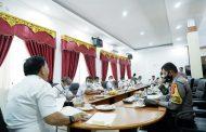 TNI-POLRI SIAP AMANKAN PELANTIKAN BUPATIBU
