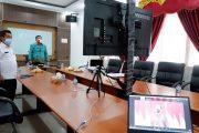 Sekda Bengkulu UtaraIkuti Rakornas Pengendalian Inflasi Bersama Presiden RI