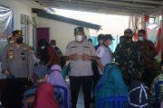 Bupati Mian Pantau Vaksinasi Lansia dan Sidak Prokes di Pasar MSS