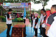 Pelantikan Pengurus Ranting INKANAS Ditutup Pembagian Hadiah Pertandingan Karate Antar Pelajar Se-Kabupaten Bengkulu Utara