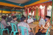 Kadis Kominfo BU Sosialisasikan Langsung PPKM level 4 Ke Masyarakat