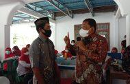 Bupati Mian Sebut Kecamatan Giri Mulya Vaksinasi Covid-19 Tercepat di Bengkulu Utara