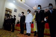 Bupati Bengkulu Utara Lantik 38 Pejabat Struktural Lingkup Pemkab BU