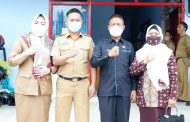 Sertijab Plt Kepala Dinas Kominfo Bengkulu Utara