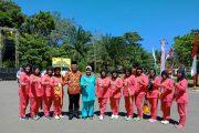 TP PKK Kabupaten Bengkulu Utara Ikuti Jambore Kader PKK Tingkat Provinsi
