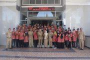 Wabup Melepas 51 Peserta Peda KTNA XVI Kabupaten Bengkulu Utara