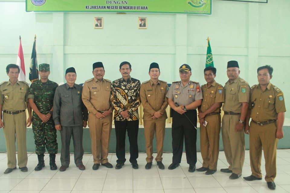 Desa Kota Bani Bengkulu Utara Menjadi Desa Mandiri Peringkat Ke 6 Terbaik Tingkat Nasional