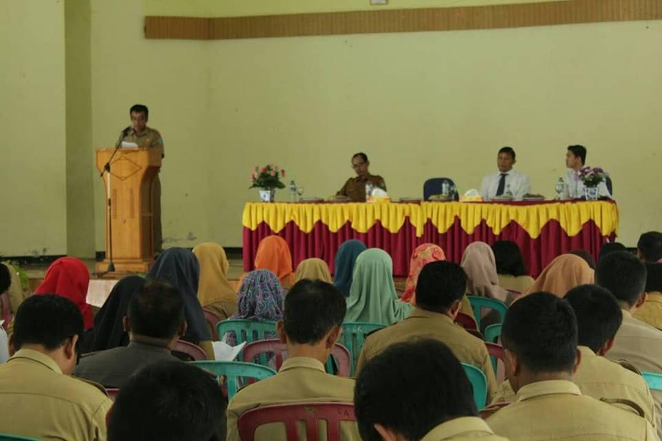 PT Taspen Cabang Bengkulu Sosialisasikan Program Ketaspenan