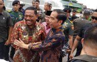 Bupati Mian Sodori Presiden Jokowi Proposal Jembatan Pelompat Macan