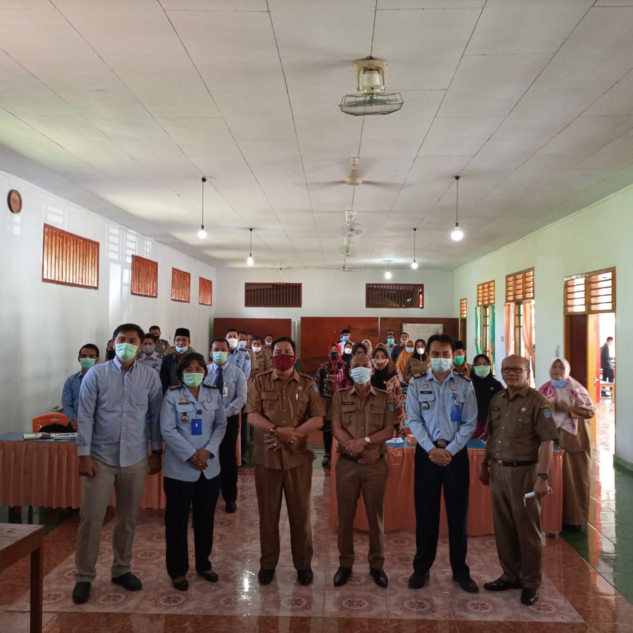 Wujudkan Perlindungan Hukum Konsumen Kantor Wilayah Kemenkumham Bengkulu Sosialisasi Pendaftaran Jaminan Fidusia