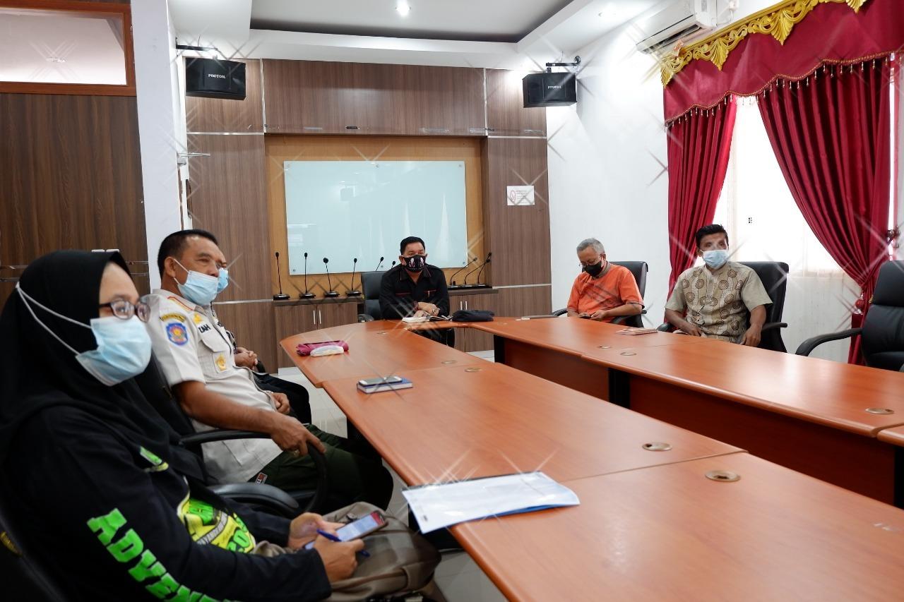 COVID-19Belum Hilang, BNPB RI Berikan Arahan Penanganan COVID-19 dan Mitigasi Bencana Wilayah Bengkulu