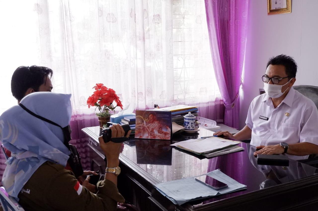 KBM Dimasa Pandemi, Dispendik Tunggu Instruksi Bupati