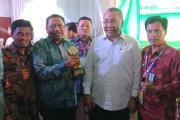 Desa Kota Bani Bengkulu Utara Terima Penganugrahan Sebagai Desa terbaik
