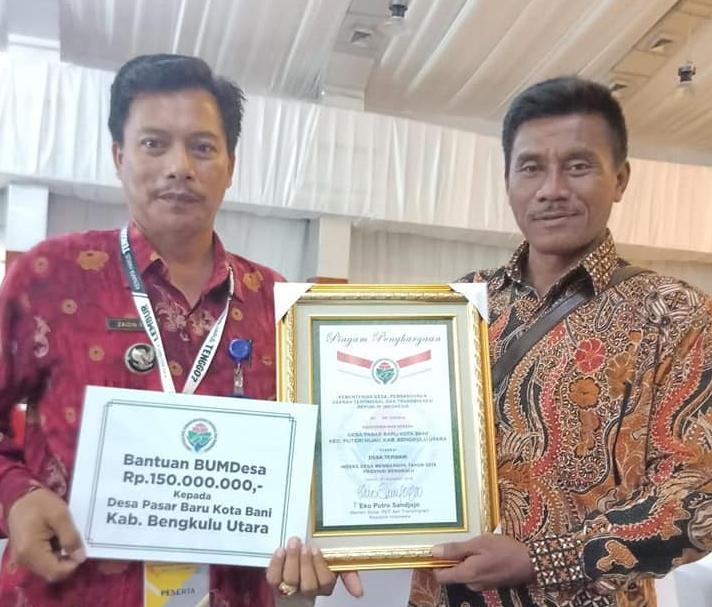 Desa Kota Bani Bengkulu Utara Berhasil Memenuhi Indikator Dimensi Ekonomi, Sosial, dan Ekologi