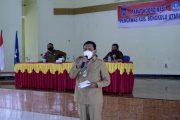 Bupati Bengkulu Utara Buka Rakor Pengawas Sekolah