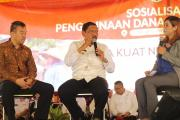 Bupati Benkulu Utara: kemiskinan di Bengkulu Utara menurun setelah adanya dana desa