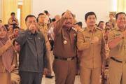 Bupati Bengkulu Utara : Jajaran OPD Agar Tepat Waktu Dalam Serapan Anggaran