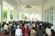 Bupati Bengkulu Utara Bangun Silatuhrahmi Bersama Imam Masjid Se-Bengkulu Utara