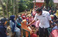 Bupati Bengkulu Utara Meninjau Gebyar Vaksin 1.000 Dosis