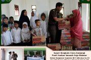 Kunjungi Panti Asuhan, Kejari Bengkulu Utara Berbagi dengan Anak Yatim