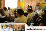 Pemkab Bengkulu Utara Gelar Rakor, Peningkatkan Potensi Pajak Daerah