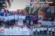 Family Fun Rangkaian Peringatan Harganas Tingkat Provinsi di Kabupaten Bengkulu Utara