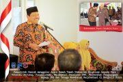 Sambut HUT RI Ke-74, Pemkab Bengkulu Utara Gelar Ramah Tamah Bersama Veteran