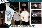 Wakil Bupati Bengkulu Utara Lepas Pawai Takbir Keliling Idul Adha 1440 H