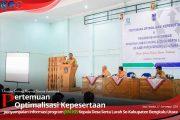 Bupati Mian : Mendekati 80% Masyarakat Bengkulu Utara Terdaftar dan Terlindungi Oleh BPJS