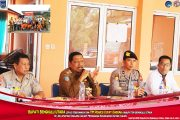 Atasi Karhutla, Bupati Bengkulu Utara Lepas Berangkatkan TIM RCD Ke Enggano