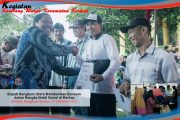 Bakti Sosial, Bupati Bengkulu Utara Berikan Bantuan