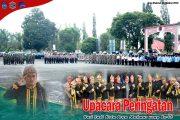 Wakil Bupati Bengkulu Utara Pimpin Upacara HUT Kota Arga Makmur Ke-43