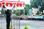 Wakil Bupati Bengkulu Utara Pimpin Upacara Sumpah Pemuda ke-91 Tahun 2019