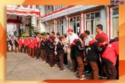 Pemkab Bengkulu Utara Lepas 185 Kontingen Jambore Daerah VI Tingkat Provinsi Bengkulu