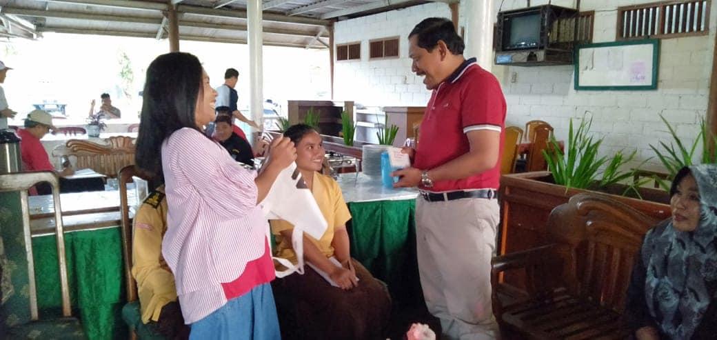 Bupati Bengkulu Utara Bincang Bersama Murid SMA Tenera Putri Hijau