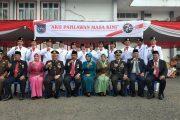 Peringatan Hari Pahlawan, Bupati Bengkulu Utara Bertindak Sebagai Inspektur Upacara