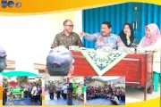 12 Kelompok Tani Bengkulu Utara, Terima Bantuan Mesin Peralatan Pasca Panen