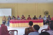 Bupati Bengkulu Utara Buka Rakor Camat, Kades, BPD, GBD dan ASN Kecamatan Marga Sakti Seblat