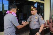 Pisah Sambut Kapolres Bengkulu Utara, AKBP Anton Setyo Hartanto Gantikan AKBP Ariefaldi Warganegara